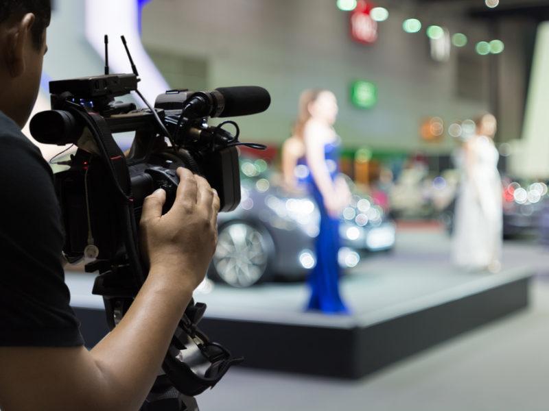 network di produzione video a roma