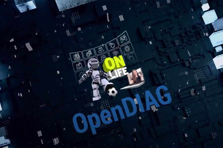 RomaVideo Network per OpenDIAG 2021